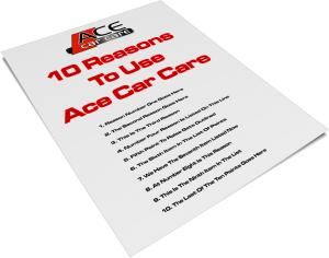 10 Reasons To Use AceCarCare