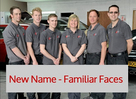 Ace Car Care Team Photo