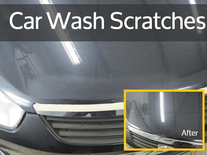 How To Repair A Scratch On A Car Uk