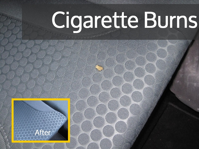 repair cigarette burns auto carpet. Black Bedroom Furniture Sets. Home Design Ideas
