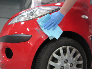Shrewsbury Car Body Repair Procedure Step 1