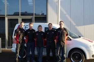 The Ace Car Care Team