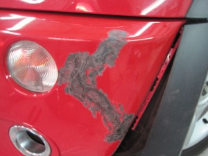 Mini-Bumper-Repair-Shrewsbury-Weld