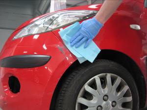 Shrewsbury Car Body Repair Procedure Step 1
