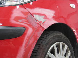 Shrewsbury Car Bodyshop Repair Procedure Step 2